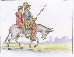 histoire-ane-vieux-fils