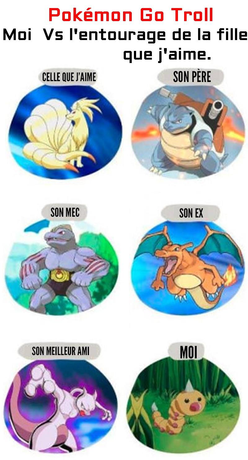 image drole pokemon Go 2