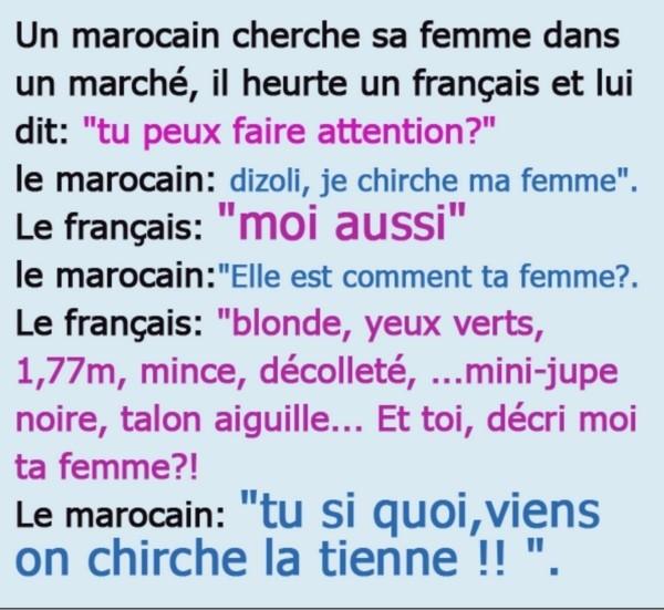 blague en francais