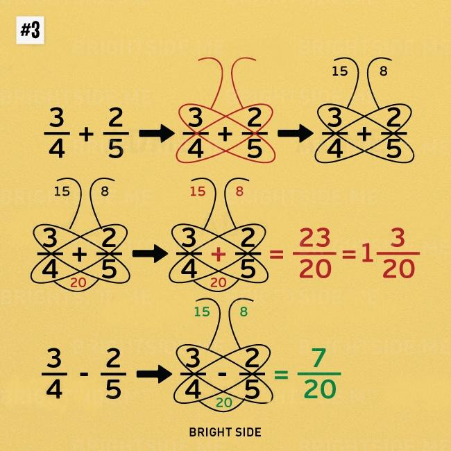 9 Astuces Mathématiques Simples Que Vous Souhaiteriez